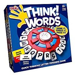 Debenhams - Think Words
