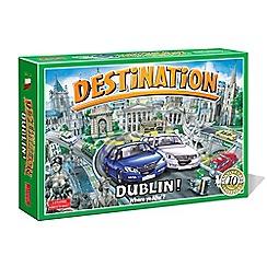 Debenhams - Destination Dublin 10th Anniversary Edition