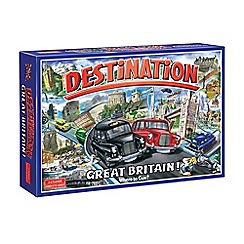Debenhams - Destination Great Britain