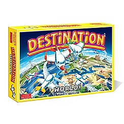Debenhams - Destination World