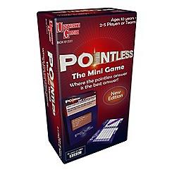 University Games - Pointless Mini Game