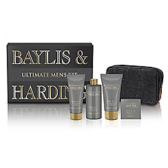 Baylis & Harding - Skin Spa for Men - Amber and Sandalwood Ultimate Grooming Gift Box