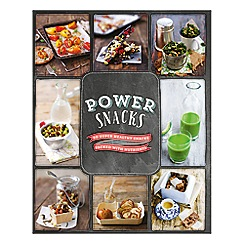 Parragon - Power snacks - book