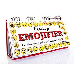 Debenhams - Desktop emojifier