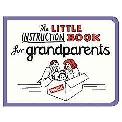 Debenhams - Little instruction book for grandparents