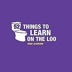 Debenhams - 52 things to learn on the loo book