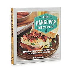 Debenhams - 101 hangover recipes