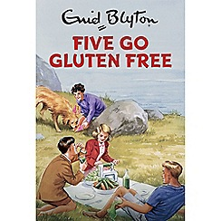 Debenhams - Famous five gluten free