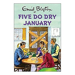 Debenhams - Famous five dry january
