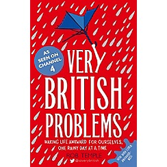 Debenhams - Very british problems - book