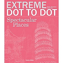 Debenhams - Extreme dot to dot - book