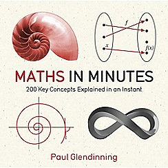Debenhams - Maths in minutes - book