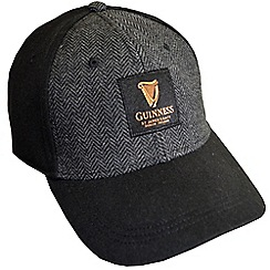 Guinness - Tweed Baseball Cap