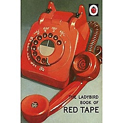 Debenhams - Ladybird - red tape