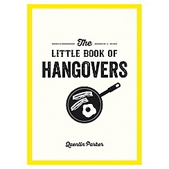 Debenhams - The Little Book of Hangovers