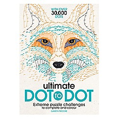 Debenhams - Ultimate Dot to Dot: Extreme Puzzle Challenges