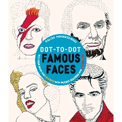 Parragon - Dot to dot famous faces