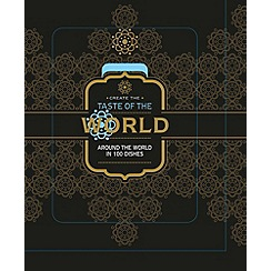 Parragon - Around the world in 100 dishes