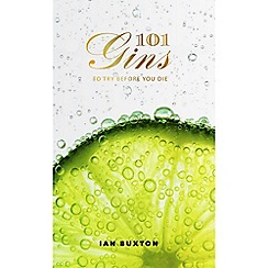Debenhams - 101 gins book