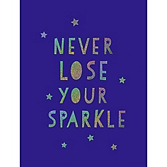 Debenhams - Never lose your sparkle
