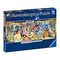 Ravensburger - Disney Panoramic 1000 piece Jigsaw Puzzle
