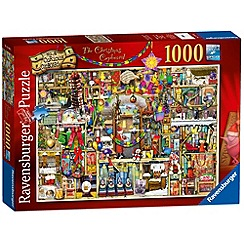 Ravensburger - The Christmas Cupboard 1000 piece Jigsaw Puzzle