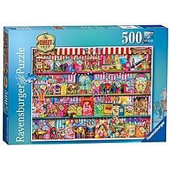 Ravensburger - The Sweet Shop 500 piece Jigsaw Puzzle