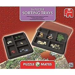 Jumbo - Puzzle sorting trays