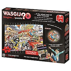 Jumbo - Wasjig imagine 2 wheel wasn't invented 1000 piece puzzle