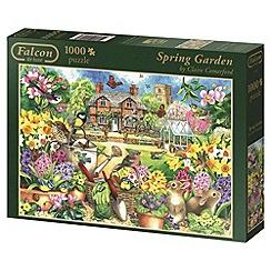 Jumbo - Falcon deluxe spring gardens 1000 piece puzzle