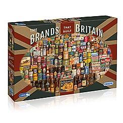 Debenhams - Gibsons The Brands That Built Britain (1000 piece jigsaw puzzle)