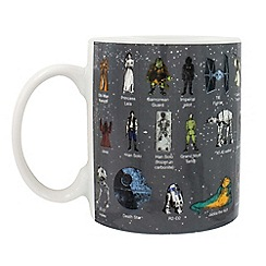 Star Wars - Glossary mug