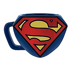 Superman - Shaped mug