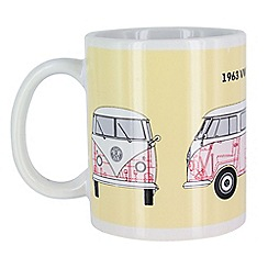 Paladone - Campervan heat change mug