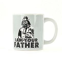 Star Wars - I am your father' mug