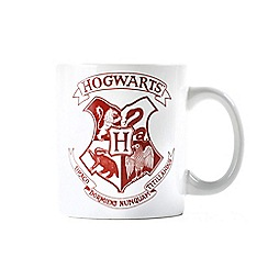 Harry Potter - Hogwarts crest mug