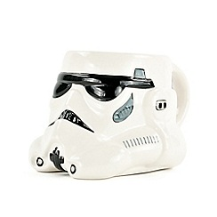 Star Wars - Storm trooper shaped mug