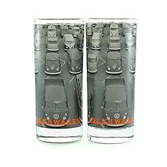 Debenhams - VW vintage glasses set of 2