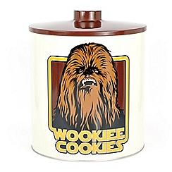 Star Wars - Wookies cookies biscuit tin