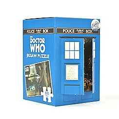 Doctor Who - Tardis jigsaw