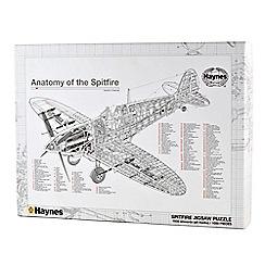Haynes - Anatomy of spitfire jigsaw
