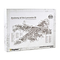 Haynes - Lancaster bi jigsaw