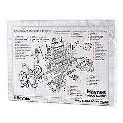 Haynes - Engine jigsaw