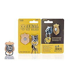 Debenhams - Tiger animal head key holder