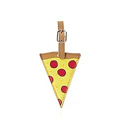 Kikkerland - Pizza Luggage Tag