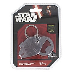 Star Wars - Millenium falcon bottle opener keyring