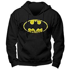 DC Comics - Batman - logo pullover hoodie