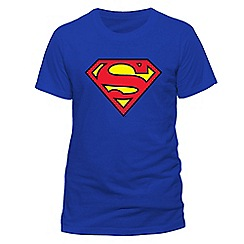 DC Comics - Superman - logo tshirt