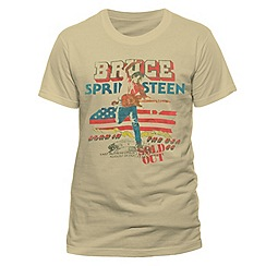 Debenhams - Bruce Springsteen - tour tshirt