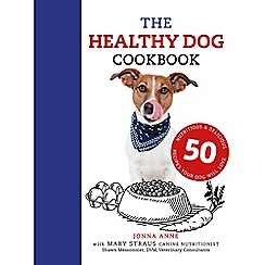 Debenhams - The healthy dog cook book